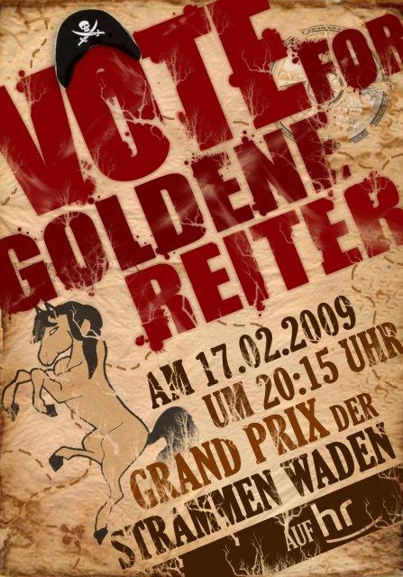 Goldene Reiter Grand Prix der strammen Waden